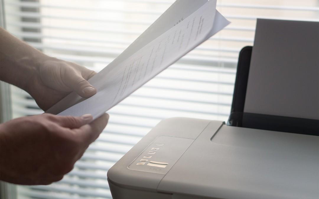 Making IT Work – Printer Cartridge Error Solution